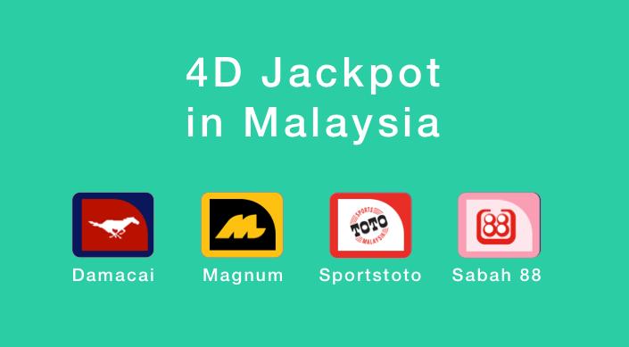 4D Jackpot In Malaysia